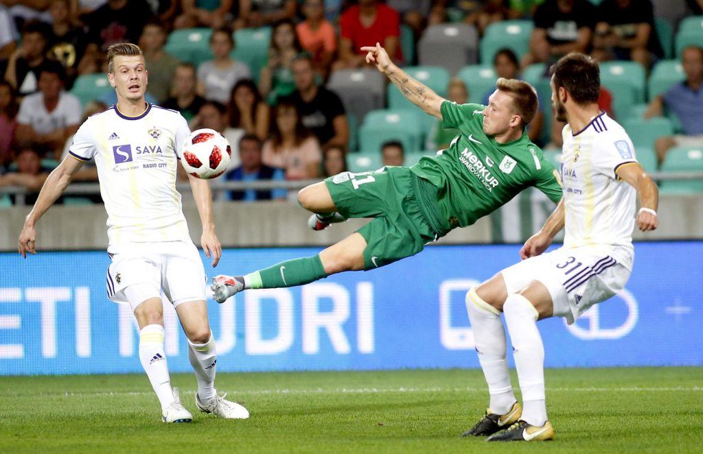 FOTO:Olimpijina nuja Mariboru omogoča, da lahko izziva s pasivno igro