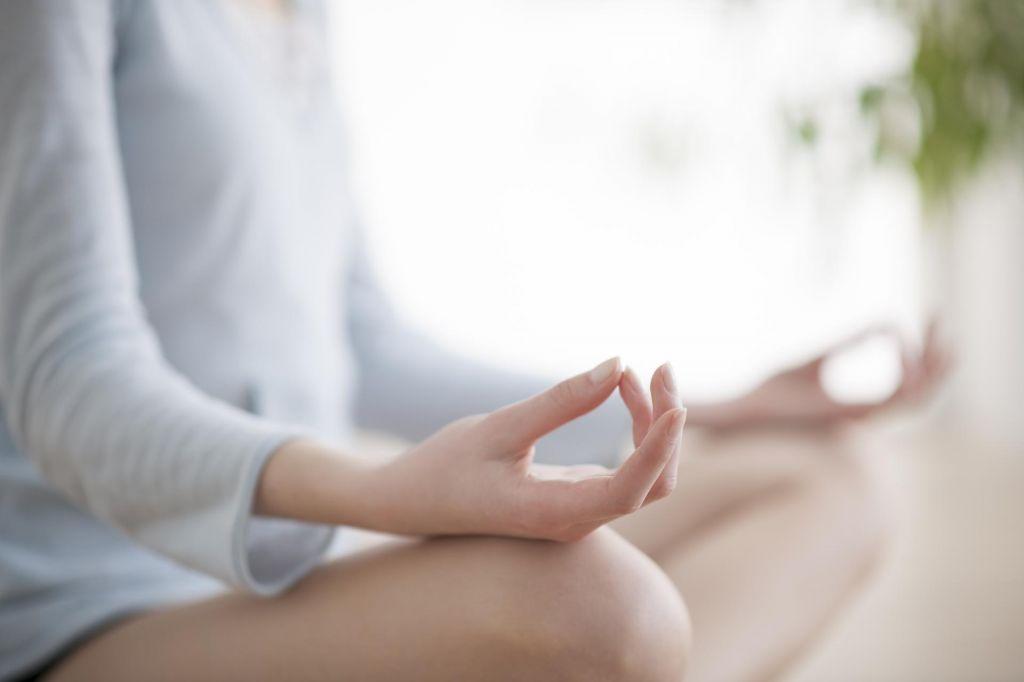 Z meditacijo do življenja