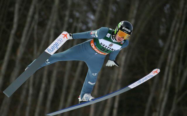 Timi Zajc je v prvi seriji pokazal pravi obraz. FOTO: AFP