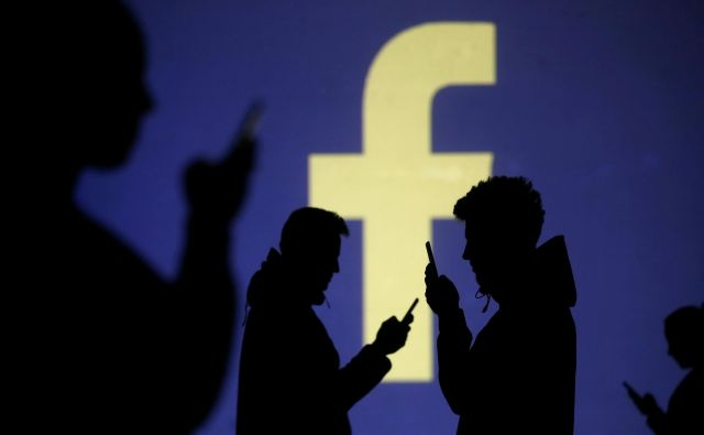 Ste opazili nedelovanje facebooka in instagrama? FOTO: Dado Ruvic/Reuters