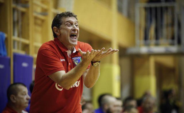 Siniša Markota ni več trener Rika Ribnice. FOTO: Uroš Hočevar