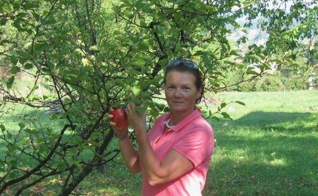 Vesna Ota<br /> Foto Arhiv V. O.