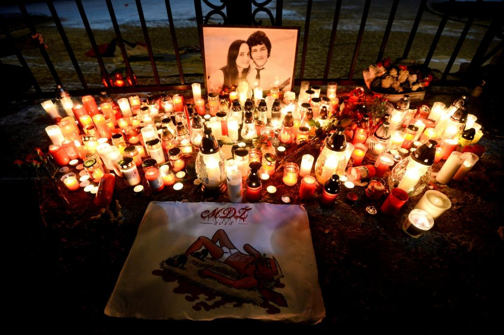 Slovaškega milijonarja obtožili naročila umora novinarja Kuciaka
