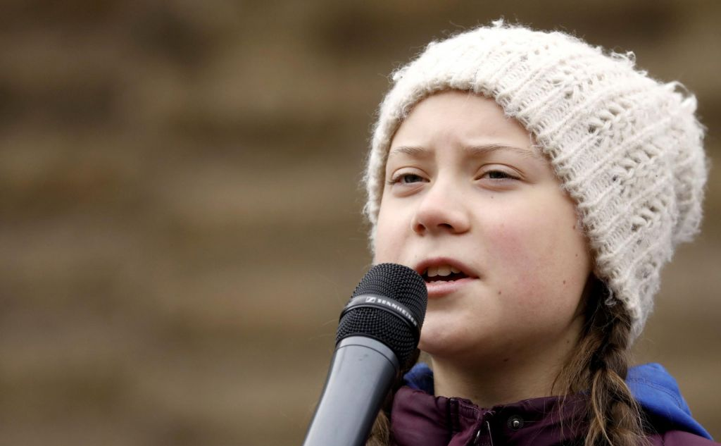 Greta Thunberg nominirana za Nobelovo nagrado