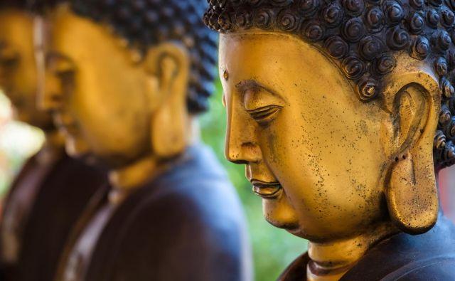 Taoisti sveta ne doživljajo polarno, ampak se trudijo uravnovesiti nasprotja in živeti čim bolj harmonično. Foto Patpitchaya Getty Images/istockphoto
