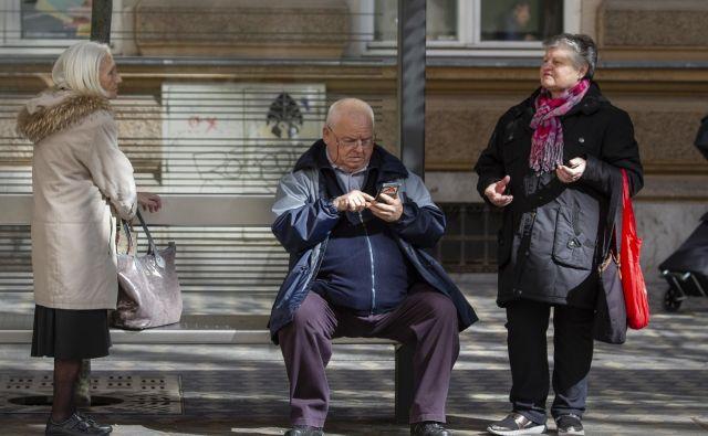 Država je leta 2013 spremenila pokojninsko zakonodajo in nekaj tisoč ljudem pravice vzela za nazaj. FOTO: Jože Suhadolnik/Delo
