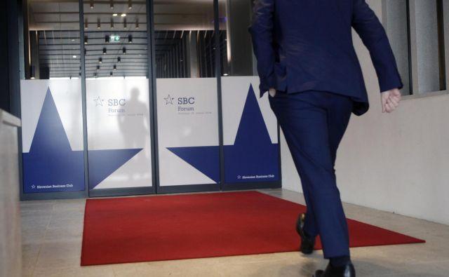 Janko Koprivec, direktor podjetja Siliko, nepreklicno odstopa iz Kluba slovenskih podjetnikov (SBC). FOTO: Mavric Pivk/Delo