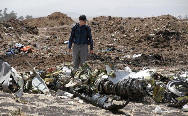 V letalski nesreči so umrli vsi potniki. FOTO: Reuters