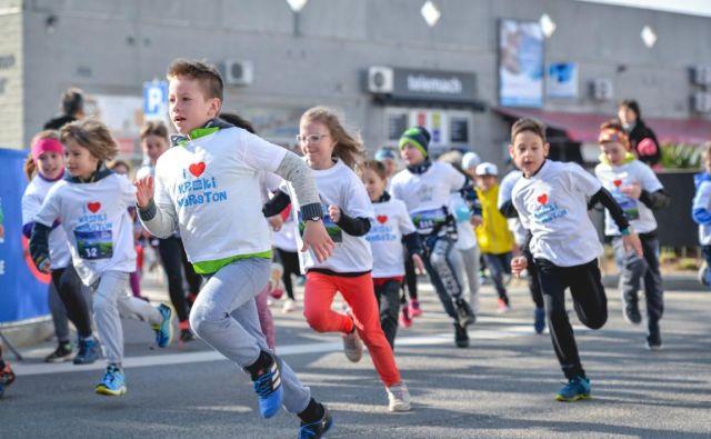 Za prijavo na 19. mali kraški maraton je še čas do 23.3. Foto: Tadej Stolfa