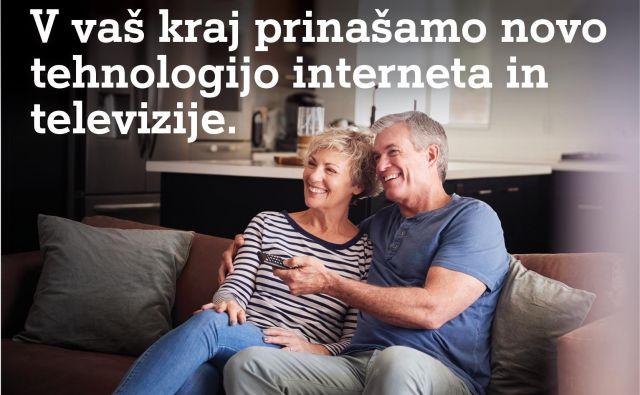 A1 prinaša hiter internet in digitalno televizijo tudi v odročne kraje. Foto: A1