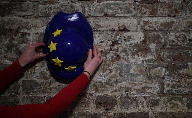 Kampanje z dezinformacijami utegnejo postati resna grožnja letošnjemu volilnemu procesu v EU. FOTO: Hannah Mckay/Reuters