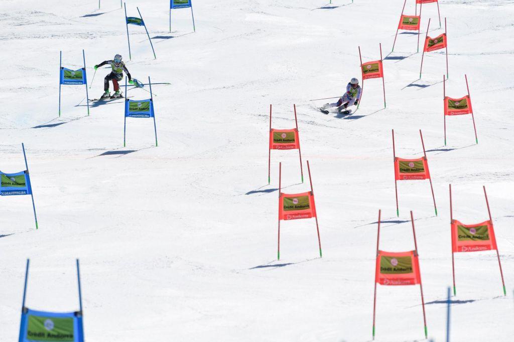 Svetovni prvaki Švicarji nepremagljivi tudi na finalu v Andori