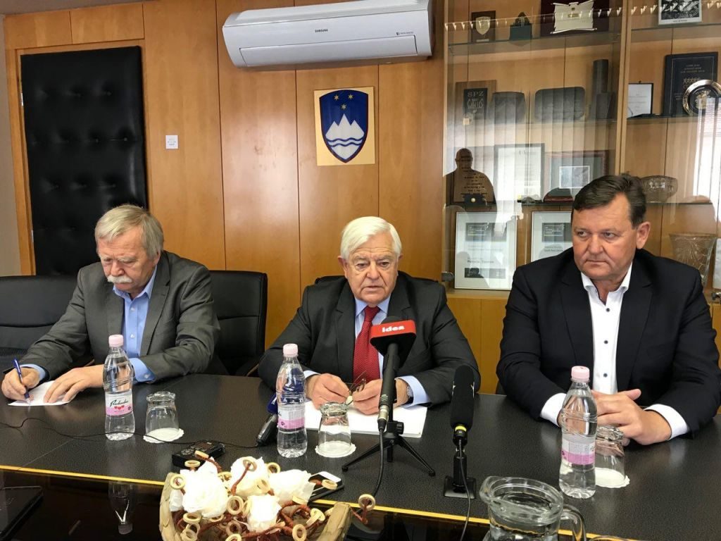 Ob 100. obletnici priključitve Prekmurja v Ljubljani Prekmurski trg