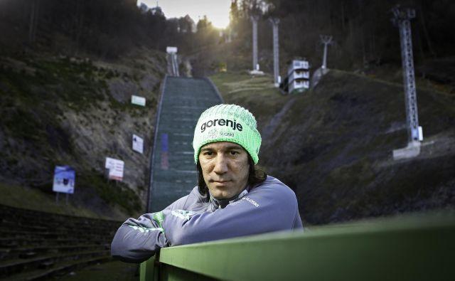 Primož Peterka se zdaj dokazuje kot glavni trener turške reprezentance v smučarskih skokih. FOTO: Jož�e Suhadolnik/Delo