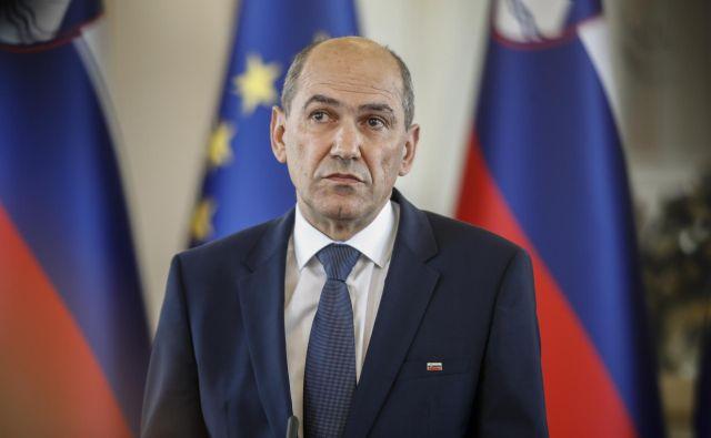 Vodja diplomacije Cerar je stališča predsednika SDS glede meje s Hrvaško označil za nevarna in škodljiva. FOTO: Uroš Hočevar/Delo