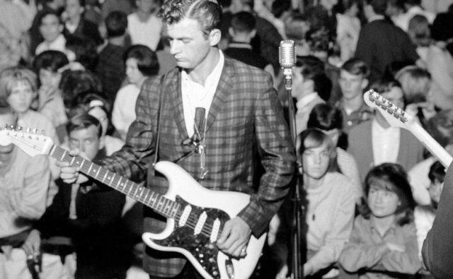 Dick Dale, kralj surf kitare.<br /> Foto: Osebni Arhiv