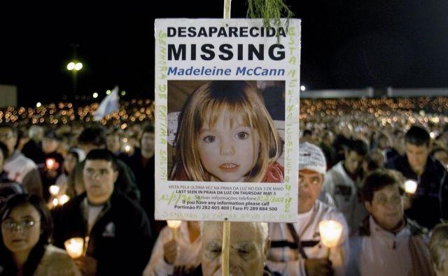 Ob deseti obletnici izginotja sta starša Madeleine za <em>BBC</em> dejala, da nikoli ne bosta nehala iskati hčerke in da še vedno obstaja upanje, da jo najdejo. FOTO: Nacho Doce/Reuters