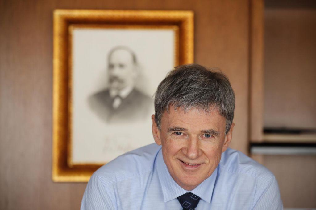 FOTO:Najprestižnejše podjetje s 500 doktorji znanosti