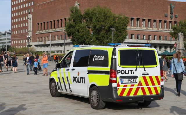 Norveška policija preučuje napad z nožem. FOTO: Shutterstock