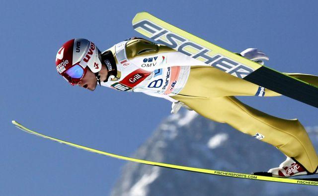 Za Roberta Kranjca bo za vedno nepozaben dogodek prva planiška zmaga, ki jo je dosegel leta 2012. FOTO: Matej Družnik/Delo