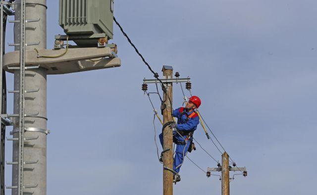 Od zanesljive preskrbe z elektriko smo že zdaj odvisni, v prihodnje bomo še bolj.<br /> Foto Tadej Regent