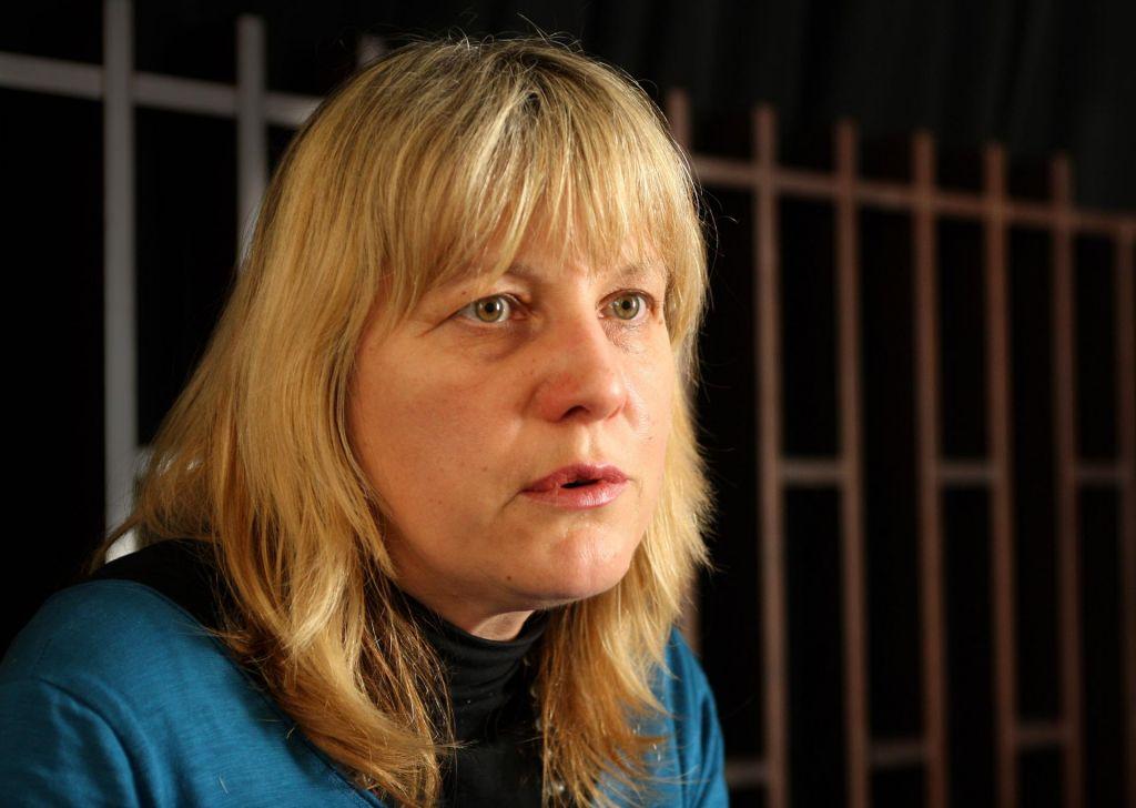 FOTO:Umrla je Polona Sepe, cineastka iz umetniške družine Sepe