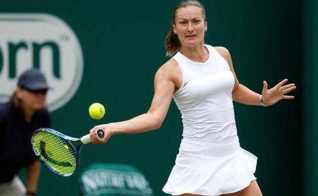 Dalila Jakupovič bo zaigrala na glavnem turnirju turnirja v Miamiju. FOTO: Reuters