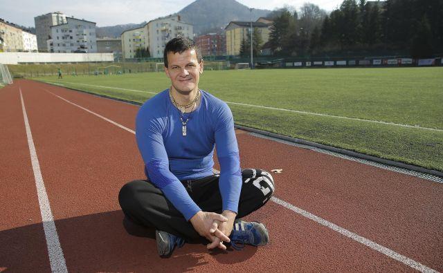 Mitja Duh je zdaj vaditelj rekreacije in prehranski svetovalec. FOTO: Jože Suhadolnik