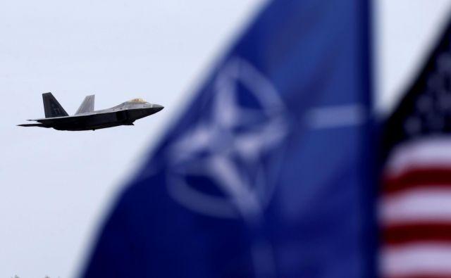 29. marca bo minilo 15 let, odkar je Slovenija postala polnopravna članica največjega vojaškega zaveznišva na svetu. FOTO: Ints Kalnins/Reuters