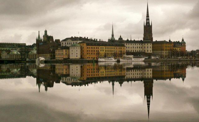 Švedska je v EU vodilna po urejenosti prometa. FOTO Reuters