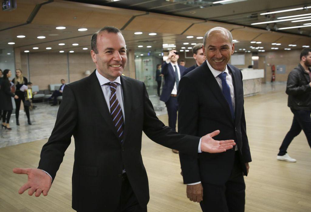 Janez Janša pisal EPP: Če bomo glasovali, bo nastal neizogiben razdor
