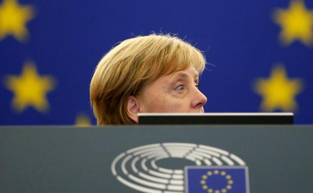 Nemčijio, ki je z izvozno usmerjenim gospodarstvom v dolgem obdobju mednarodnega odpiranja veliko pridobila, skrbi vzpon suverenističnih sil po Evropi. FOTO: Reuters