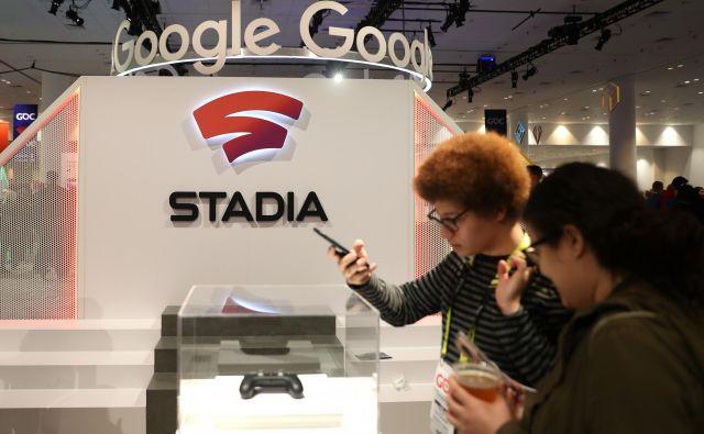 Doslej smo bili med igranjem videoiger vezani na eno napravo. Stadia to spreminja. Foto: AFP
