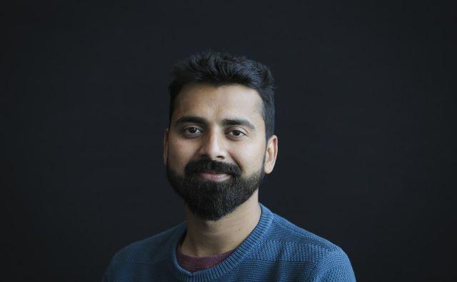 Harsh Agrawal: Če nasvete, ki jih delim na strani, nekoliko posplošimo, lahko iz njih razberemo vzorec: kako služiti s svojim konjičkom. FOTO: Jože Suhadolnik