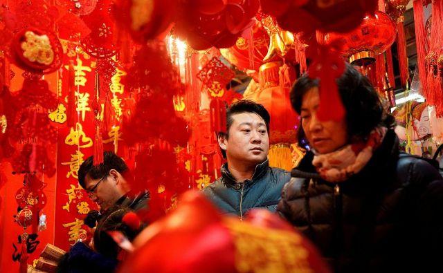 V Sloveniji je lani živelo nekaj več kot 1000 Kitajcev. FOTO: Aly Song/Reuters