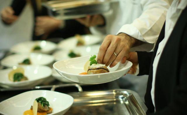 Teden restavracij ponuja visoko kulinariko po sprejemljivih cenah. FOTO: Jure Eržen