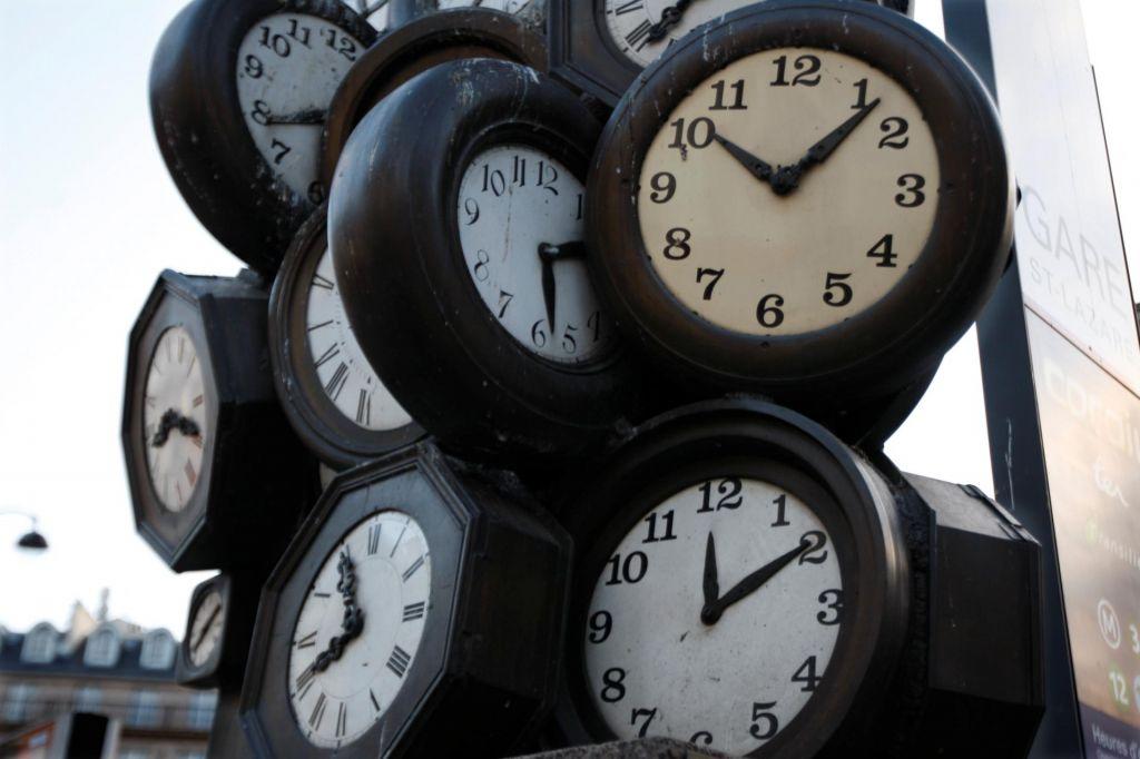 Kdaj bomo prestavili uro?