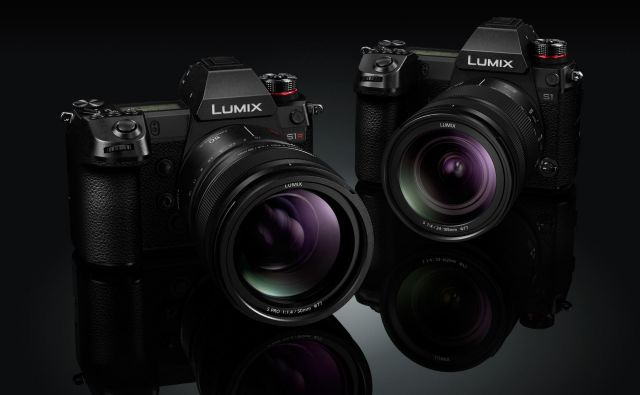 LUMIX S1R in LUMIX S1 Foto Panasonic