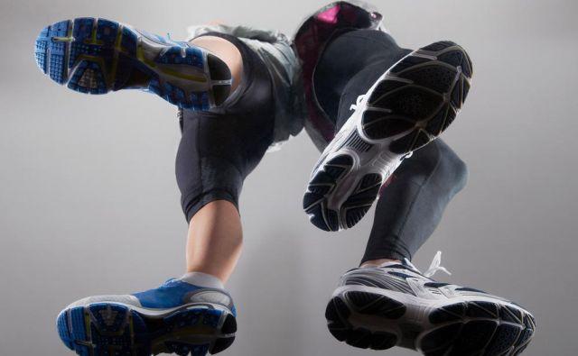 Test tekaških copat Foto Shutterstock