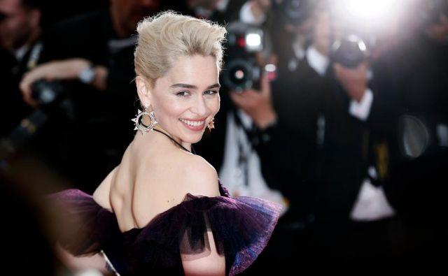 Emilia Clarke Foto Shutterstock