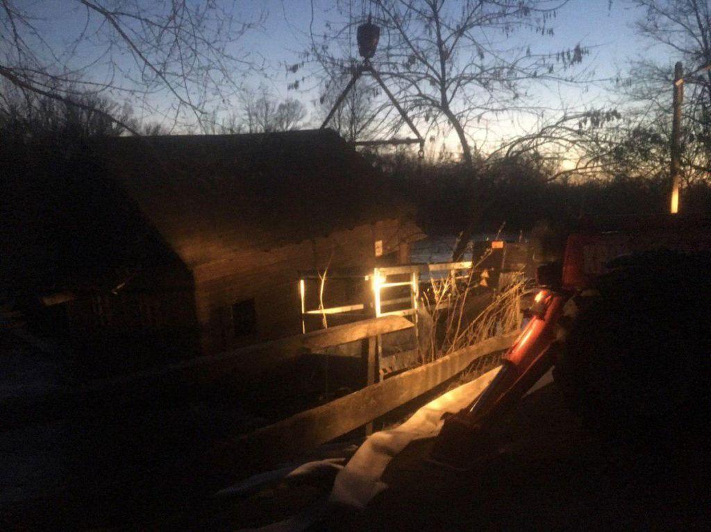 FOTO:Mlin na Muri se nezadržno potaplja