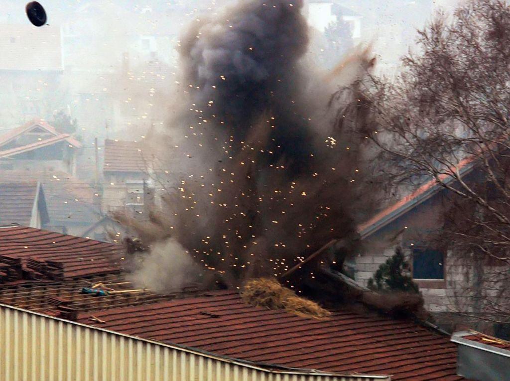 Srbija si od Natovega bombardiranja še ni opomogla