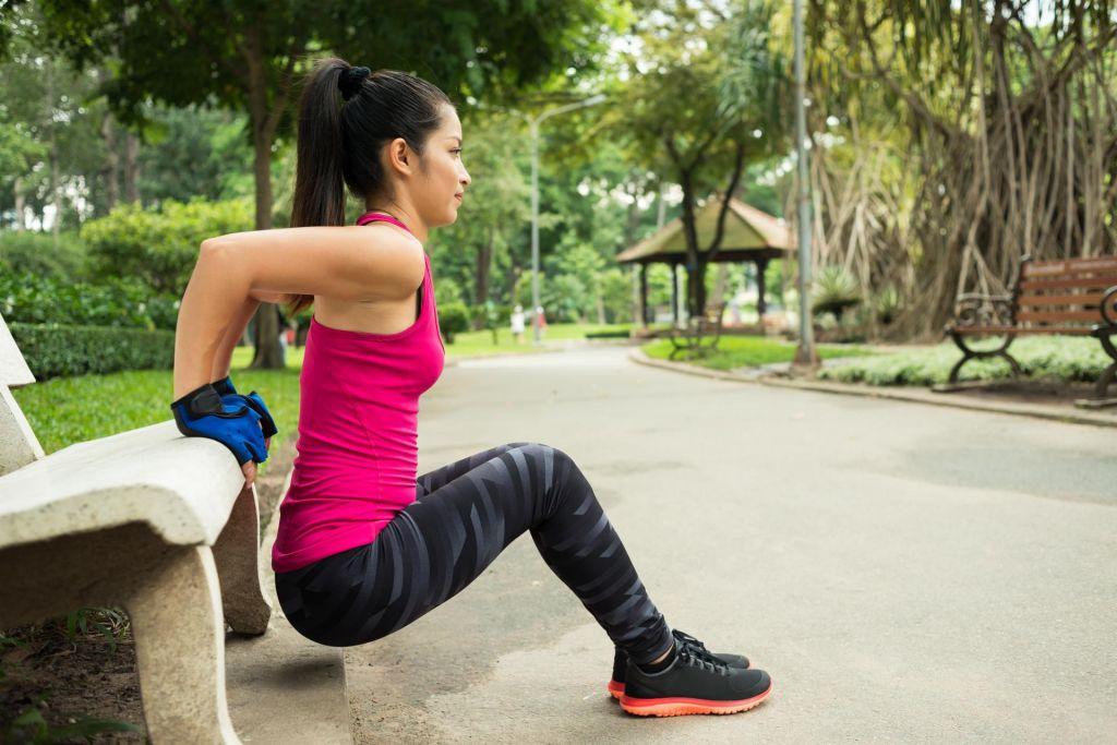 Vadba po vadbi za kurjenje maščobe