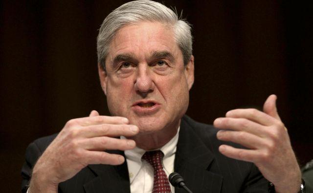 Poročilo posebnega preiskovalca Roberta Muellerja je zavrnilo obtožbe na račun predsednika ZDA. FOTO Reuters
