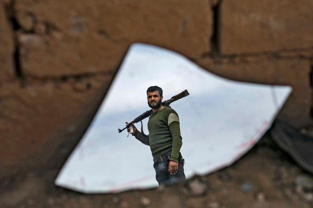 Tiho kurdsko zmagoslavje
