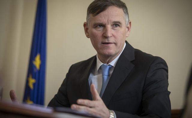 Bertoncelj je ponovil, da bodo pristojna ministrstva pripravila ukrepe in jih tako finančno kot vsebinsko ovrednotila. FOTO: Voranc Vogel/delo