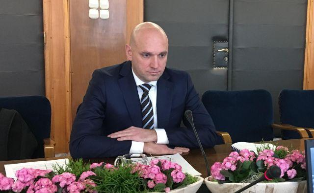 Simon Zajc FOTO: Jože Suhadolnik/Delo