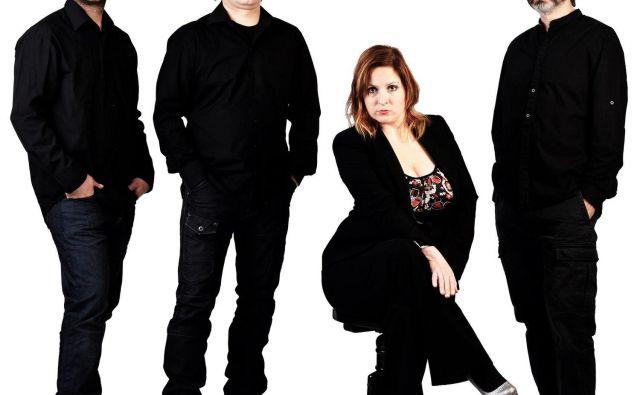 Kvartet Mascara je zavezan latino glasbi. Foto promocijsko gradivo