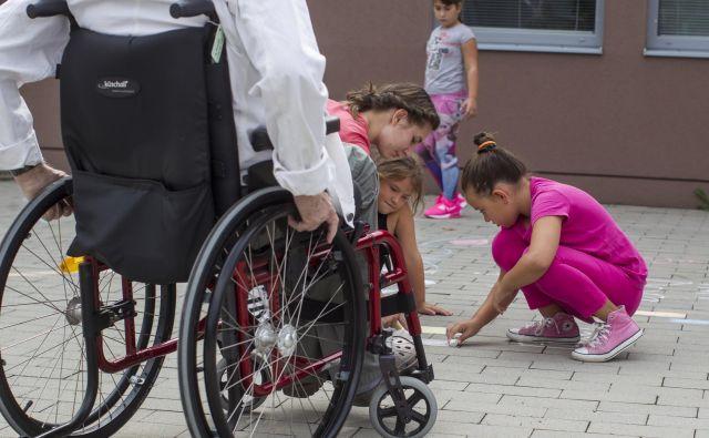 Demografski scenariji ne kličejo le po migracijski politiki, temveč tudi po pokojninski, socialni in zdravstveni reformi. Foto Voranc Vogel