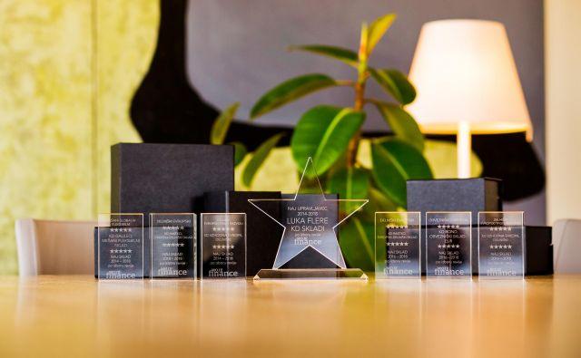 Upravitelji iz KD Skladov so že več let med najboljšimi v Sloveniji. Foto: KD Skladi
